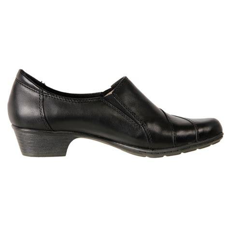 comfort dress heels new planet shoes women s leather comfort dress low heel