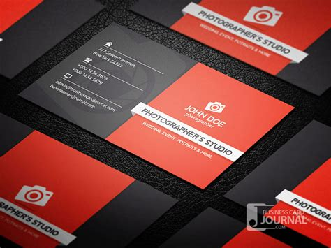 photography business cards templates for photoshop 10 best photography business card templates