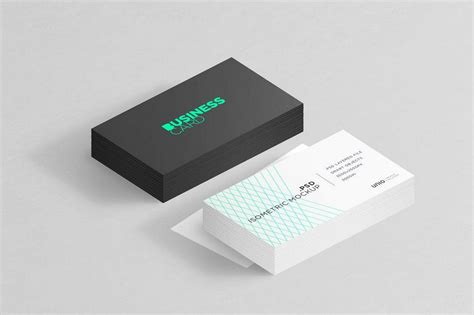 Business Card Template Psd Isometric by 20 Best Isometric Mockup Templates Coastal Media Brand