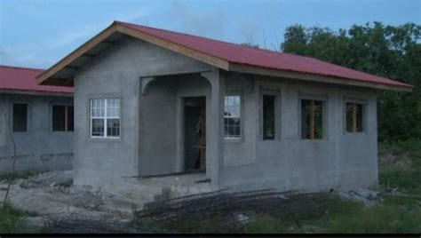 50 of 1000 turn key homes allocated inews guyana
