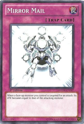 Kartu Yugioh Space Cyclone Common mirror mail phsw en067 common 1st edition yu gi oh singles 187 photon shockwave