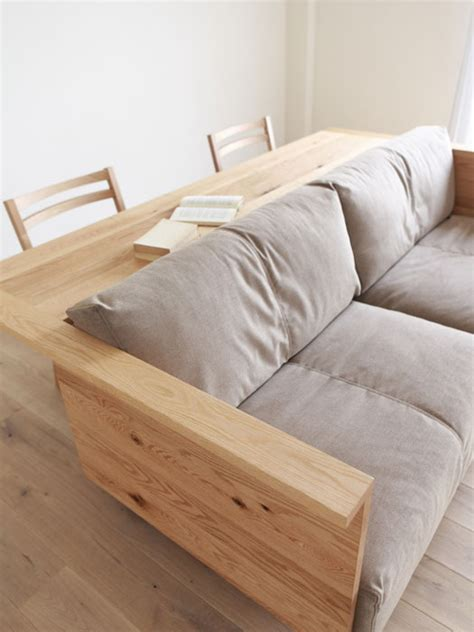 skinny couch counter sofa even if it was just a skinny width table up