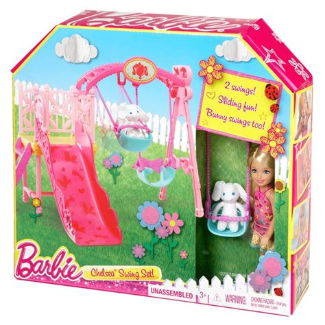 barbie swing set barbie chelsea swing set related keywords barbie chelsea