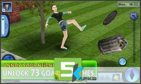 the sims 3 apk mod the sims 3 apk v1 5 21 free obb paid version 5kapks get your apk free of cost