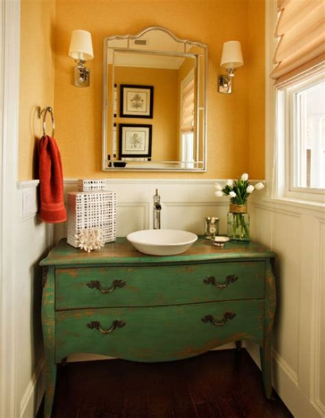 powder room sink ideas 20 practical pretty powder room decorating ideas