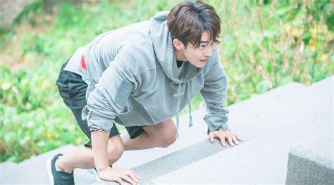 bioskopkeren weightlifting fairy nam joo hyuk dipuji super ganteng di weightlifting fairy