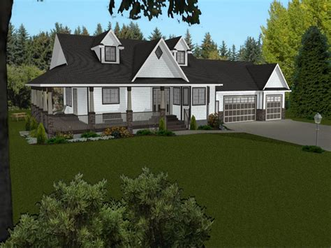 walkout bungalow floor plans ranch house plans with walkout basement ranch house plans