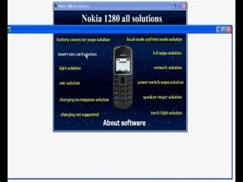nokia 2690 all solutions youtube nokia 1280 all solutions youtube
