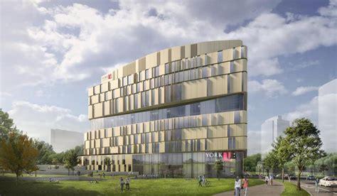 game design york university design revealed for york university s markham cus
