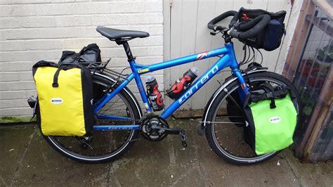 touring bike budget touring bicycle
