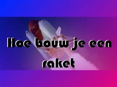 Raket Hq hoe bouw je een raket ksp