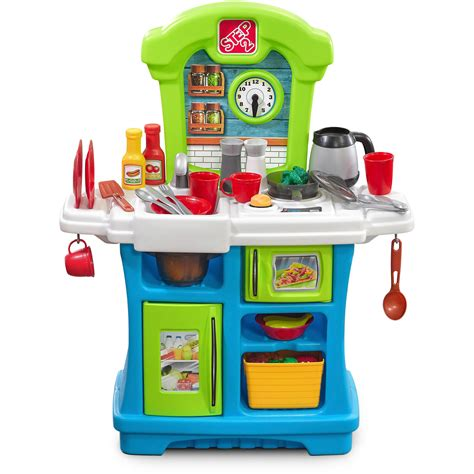 Play Kitchen Sets For 5 Year by Kid Connection Kitchen Play Set Walmart
