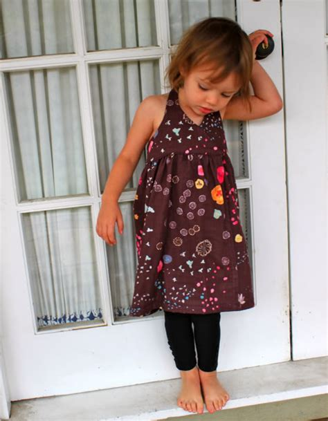 free pattern wrap dress make for baby 25 free dress tutorials for babies toddlers