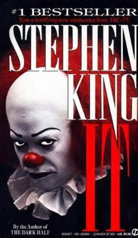 stephen king s pennywise the clown from it or