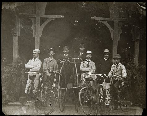 old vintage images file bombay bicycle club penny farthings and other