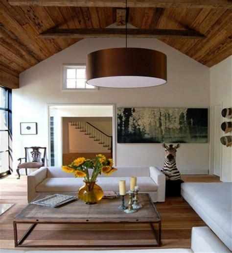decoracion de techo techo de madera atractivo clasico en tu hogar