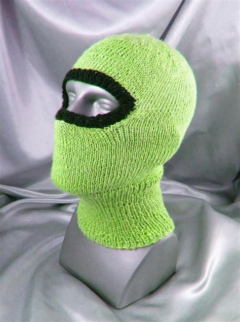 balaclava knitting pattern easy biker balaclava hat by madmonkeyknits craftsy