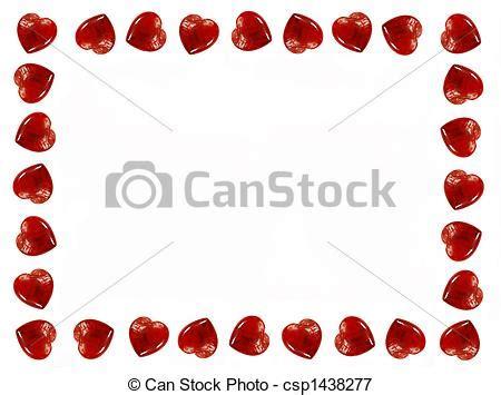 cornici cuori immagini di cuori cornice cornice rosso cuori