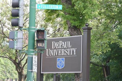 How Many Credit Hours For Mba At Depaul by One Pilgrim S Progress A Visit To The Of