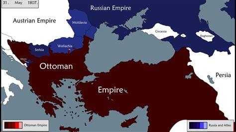 russo turkish war 1806 1812