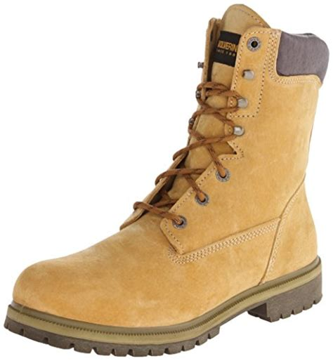 wolverine s waterproof insulated 8 quot work boot