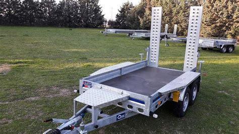 rimorchio porta auto carrello porta mini escavatore 27 ql a matera kijiji