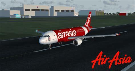 airasia malaysia contact airasia malaysia airbus a320 for fsx