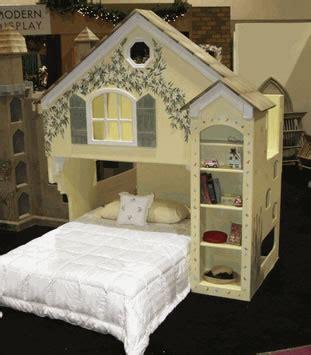 ashleyville playhouse loft bed custom  full