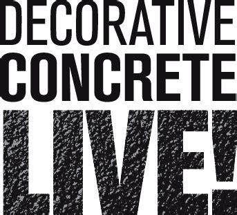 concrete decor magazine decorative concrete concrete