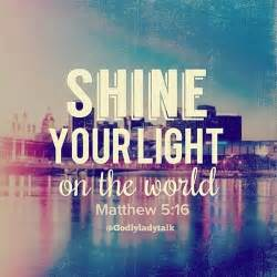 light bible verses shine your light um army 2014 posts