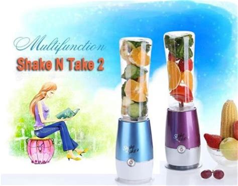 Blender Mini Shake N Take best quality new shake n take 2 mini blender juicer mixer