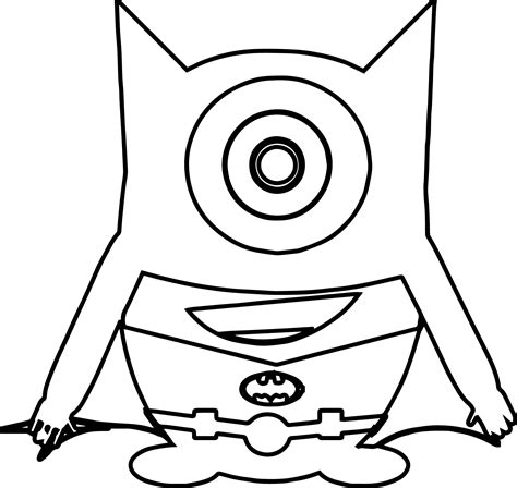 minion pumpkin coloring pages minion outline related keywords minion outline long tail
