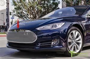 Tesla Model S Grill T Sportline Telsa Model S Nosecone Grille Ebay