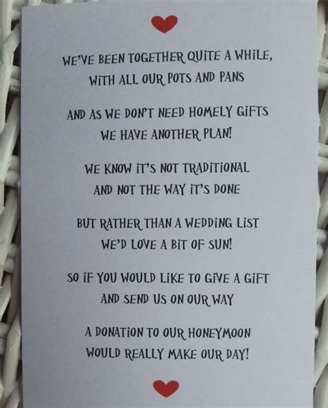 What Does A Gift Letter Need To Say 34 Things That Will Make You Say Quot I Wish I Did That At My Wedding Quot Wedding Weddings And
