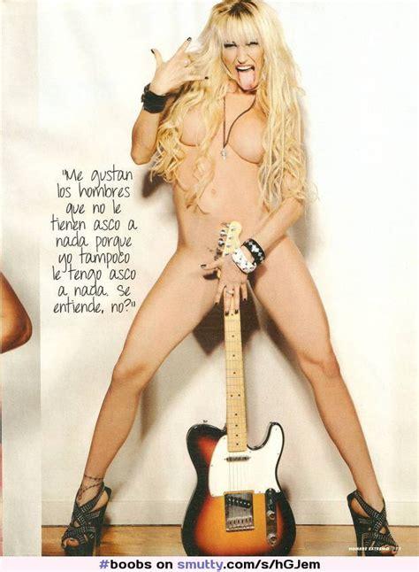Victoria Xipolitakis For H Extremo Magazine Argentina Nude