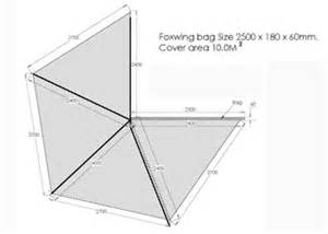 foxwing awning south africa oz tent foxwing awning buy from outdoor