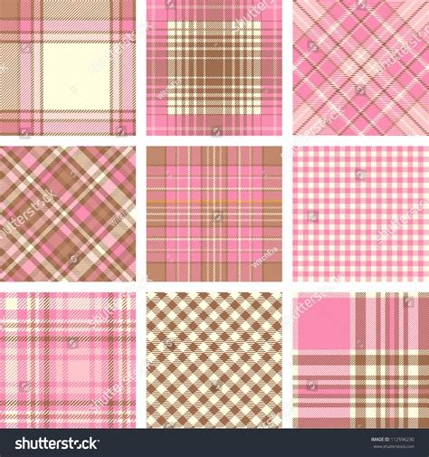 plaid pattern en espanol plaid patterns stock vector illustration 112596230