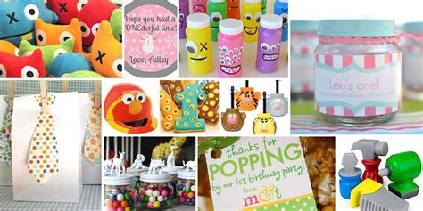 First Birthday Giveaways Ideas - 1st birthday party ideas birthday in a box