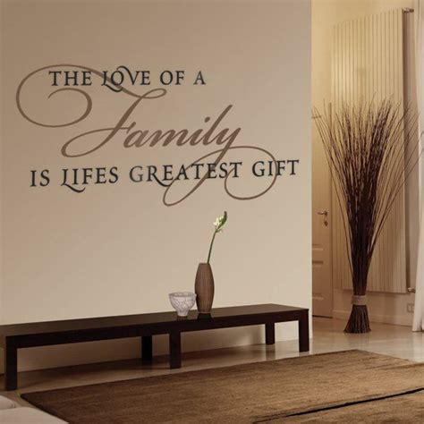 of a family wall decal s wall decals and walls