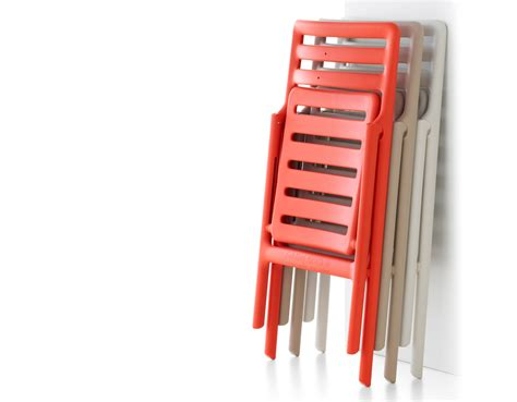 Magis Folding Chair by Magis Folding Air Chair Two Pack Hivemodern