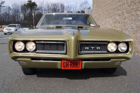 accident recorder 1968 pontiac gto lane departure warning 1968 pontiac gto 4 speed numbers matching phs cert build sheet no rsv