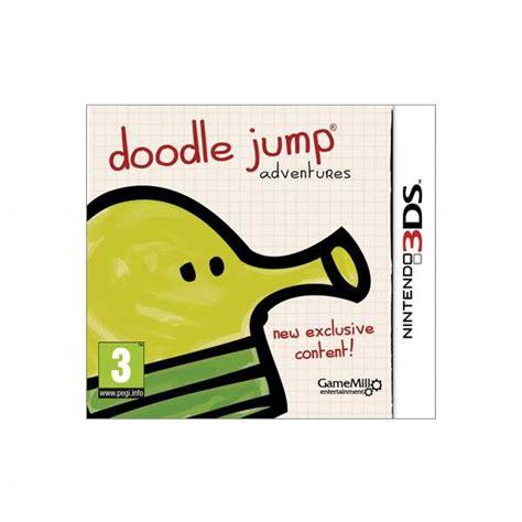 doodle jump ds doodle jump adventures 3ds