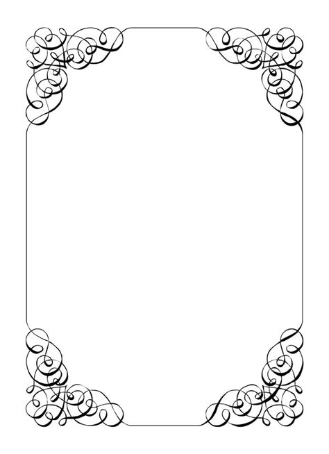 corner template designs 417 best quilling frame borders corners and designs