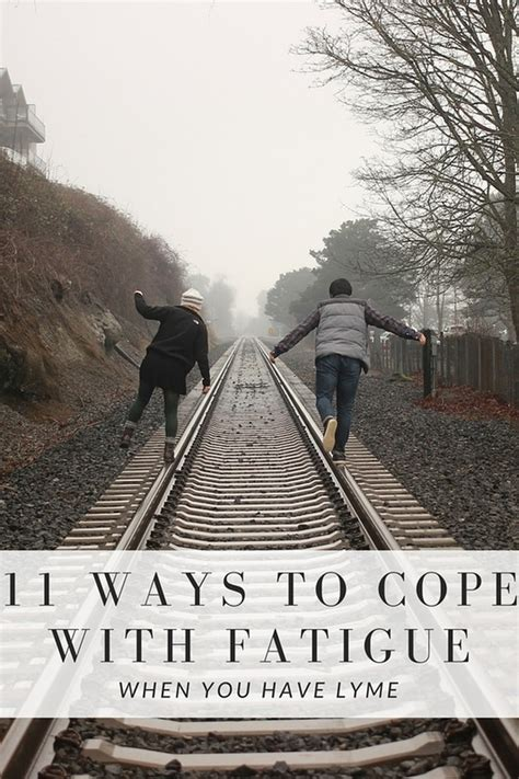 11 Ways To Cope With Shift Work by 11 Ways To Cope With Fatigue When You Lyme