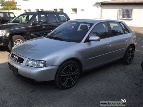 Audi A3 Baujahr 2000 by 2000 Audi A3 1 9 Tdi Car Photo And Specs