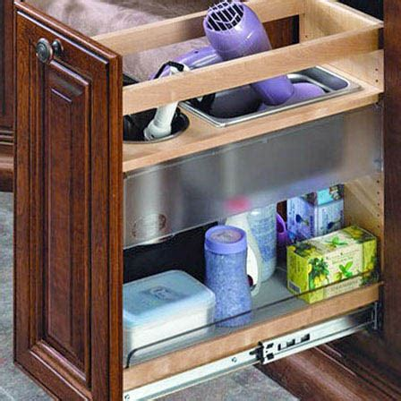 cabinet pull out grooming organizer for bathroom vanity accessories superior cabinets