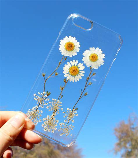 bonitas para portada del telfono fundas para el celular con flores reales para la primavera