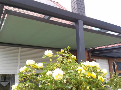 Terrassendach Vsg by Vsg Glas Polykarbonat Wintergarten Aluminium