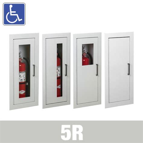 larsen extinguisher cabinets 2409 r3 larsens fecs us builder supply
