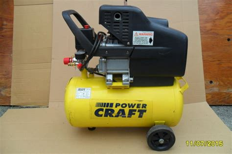 air compressor power craft for sale in ardee louth from edis123